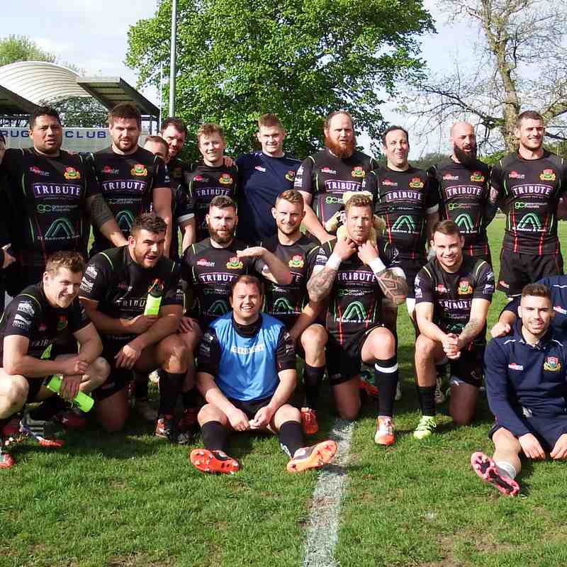 Henley Hawks v Redruth - 29-04-2017 by Dan Barbary