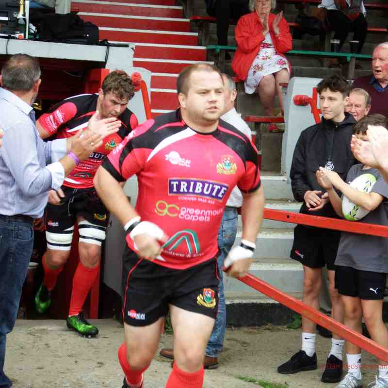 Redruth v Old Redcliffians - 02-09-2017 by Dan Barbary