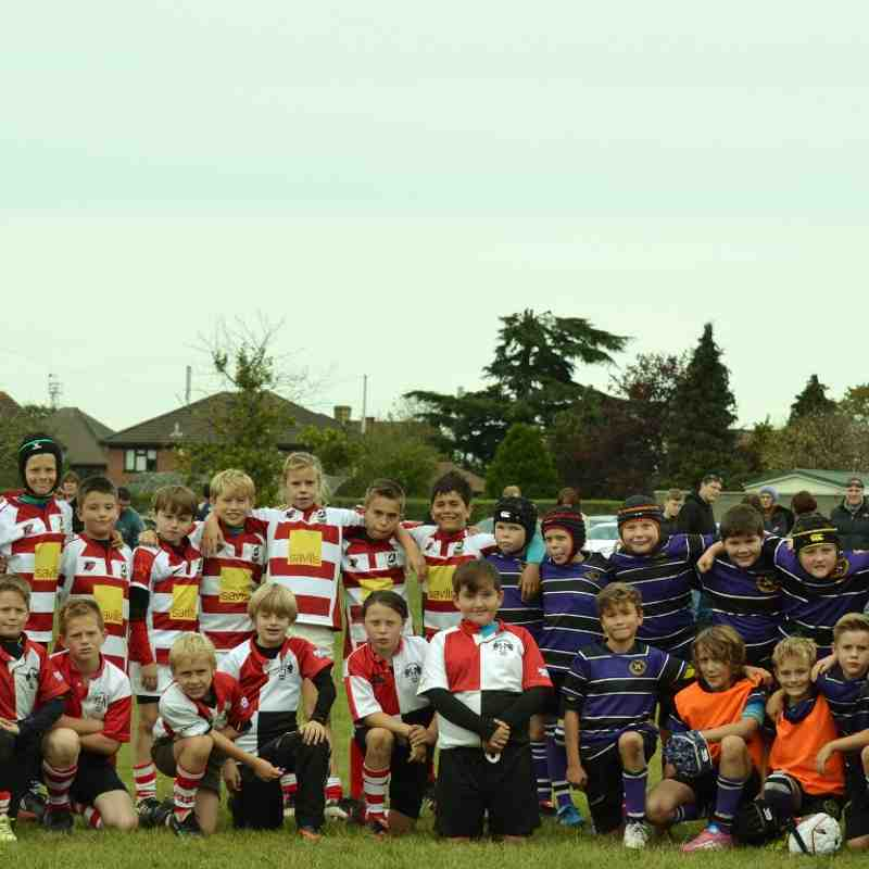 A FANTASTIC DISPLAY BY EPPING UCRC  ROMFORD AND STANFORD UNDER 10