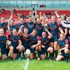 Royal Marines Rugby League v Parachute Regiment Rugby League