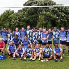016 Fiji Cyclone Charity Match