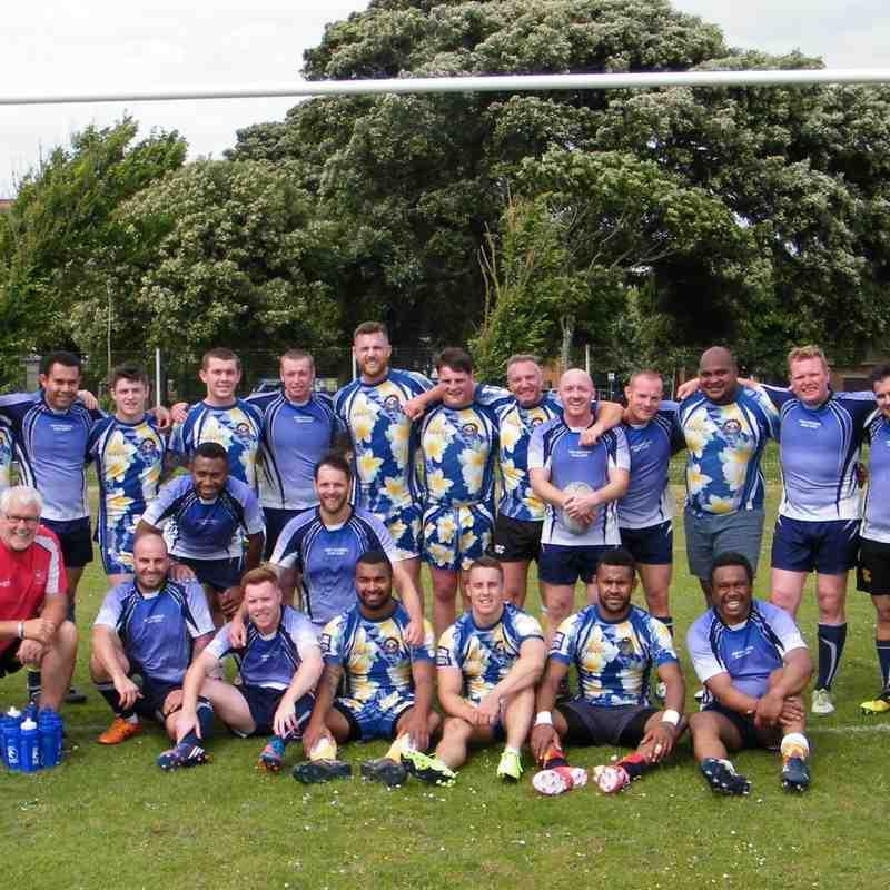 016 Fiji Cyclone Charity Match