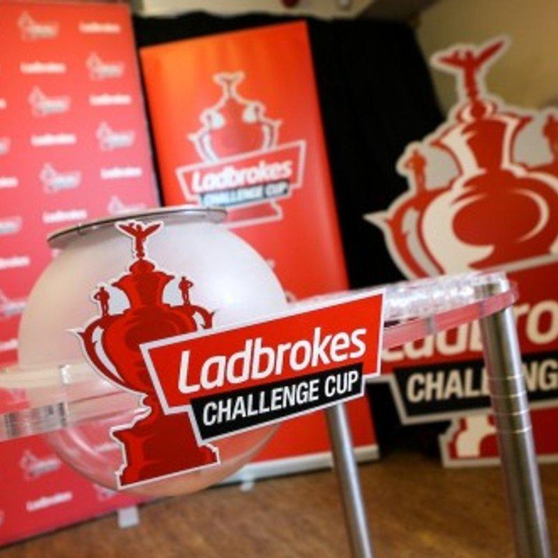 HMS  Bulwark Hosts Ladbrokes Challenge Cup Fourth Round Draw
