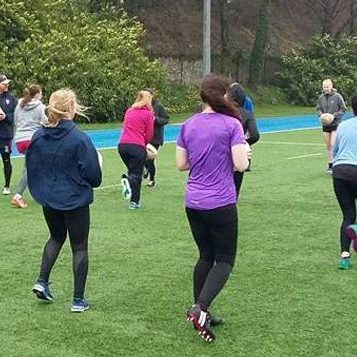Easter Region Ladies Grass Roots Coaching<