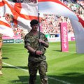 Wigan Warriors St Georges Day Celebrations