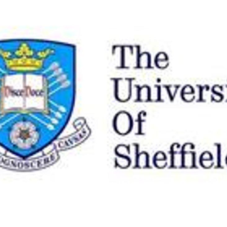 Sheffield University v Royal Navy Rugby League<
