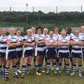 Ladies lose to RAF Rugby League 16 - 10