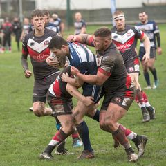 Royal Navy v Normanton Knights