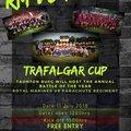 Royal Marines Regain Trafalgar Cup