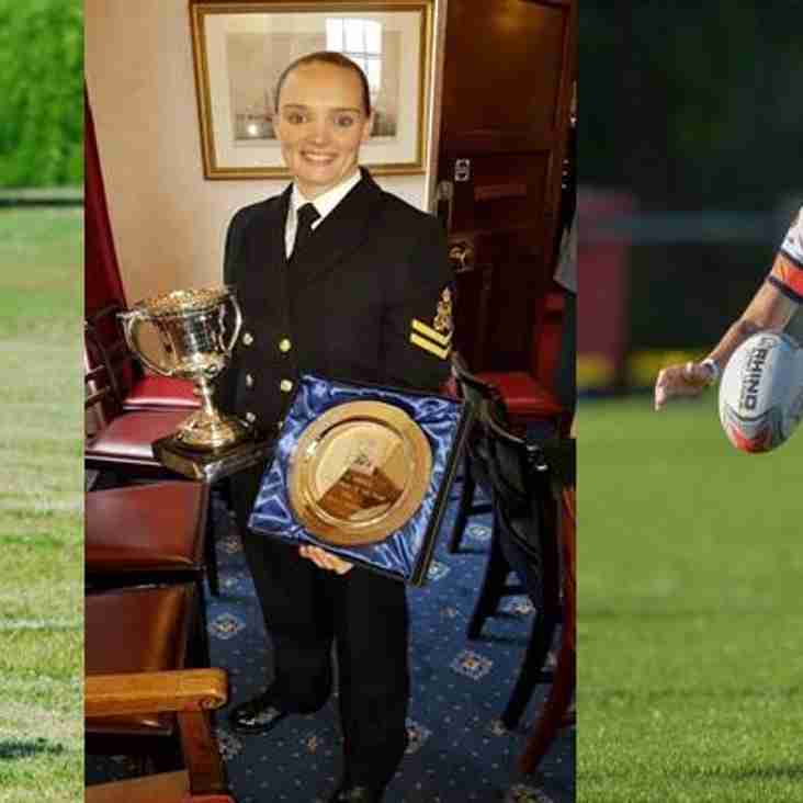 Royal Navy Sports Board  Sports Woman Of The Year Sam Alderson