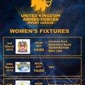 UKAFRL Women v Leeds Rhinos Women