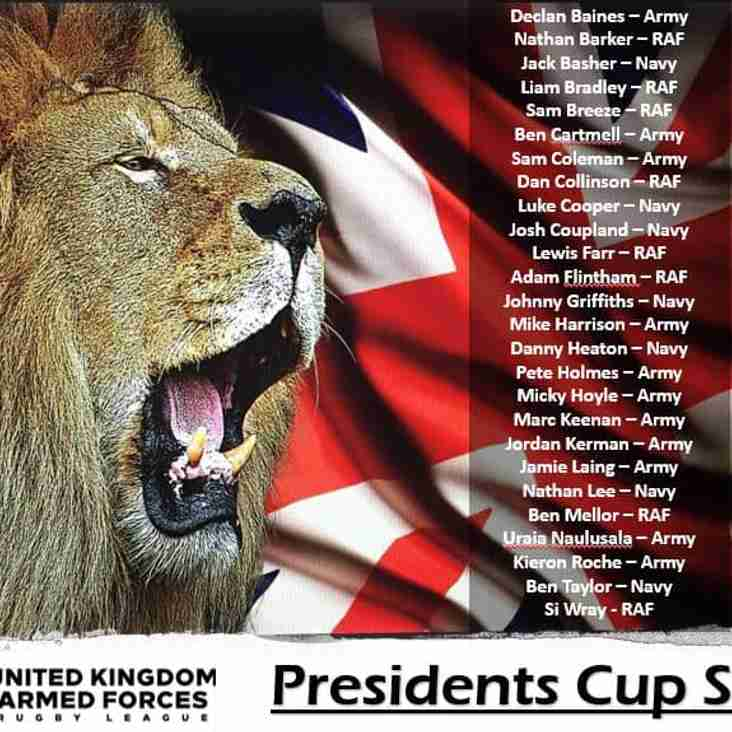 RFL Presidents Cup 2019