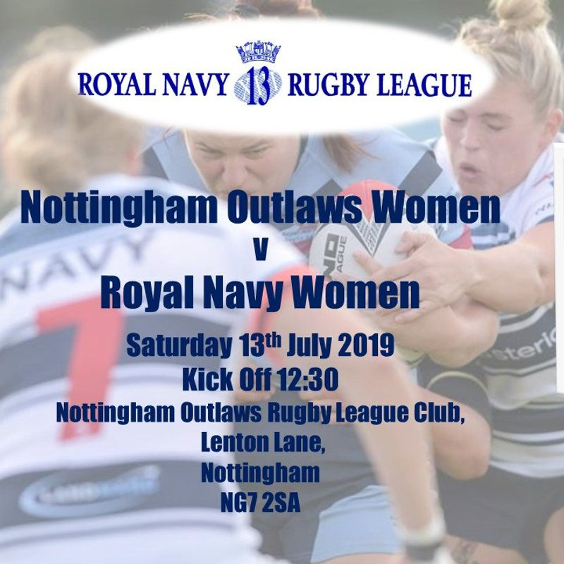 Royal Navy Rugby League Women