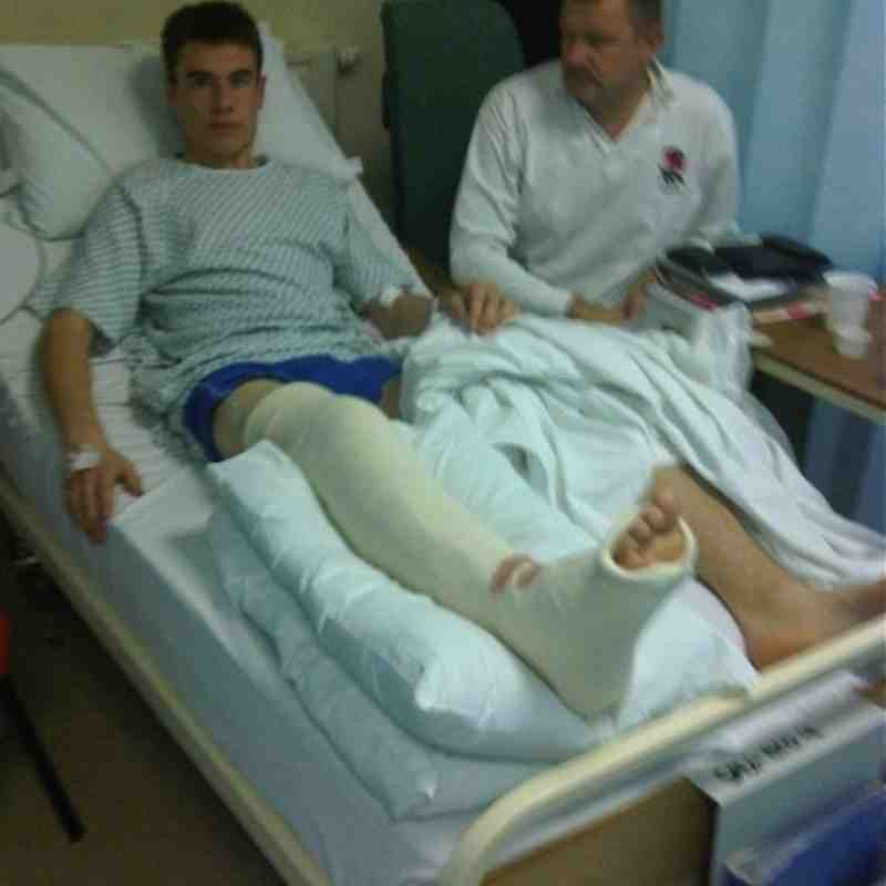 Me & My Injury