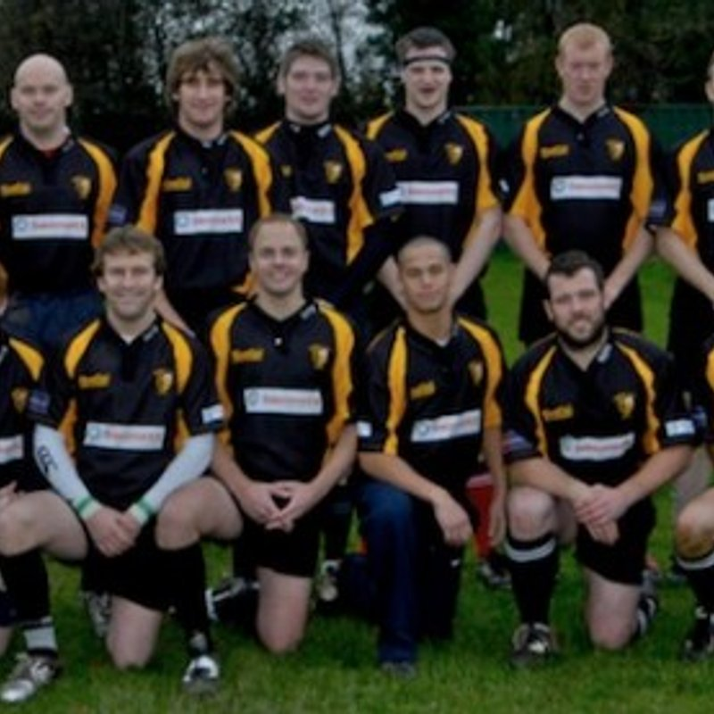 A XV (2nd Team) lose to Aldwinians 2 29 - 14