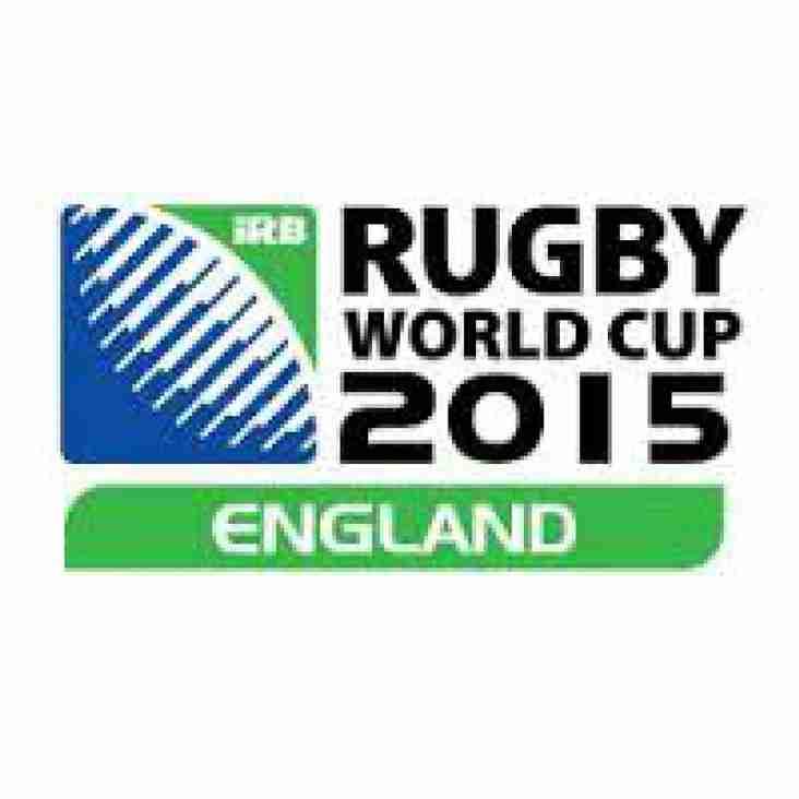 RWC2015 FINAL - Saturday 31st October