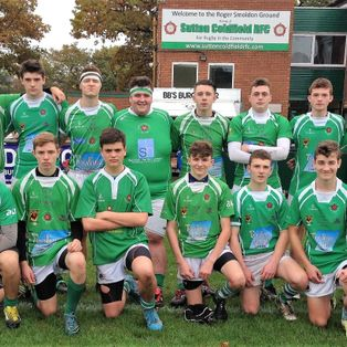 Suton Colts in 10 try blitz