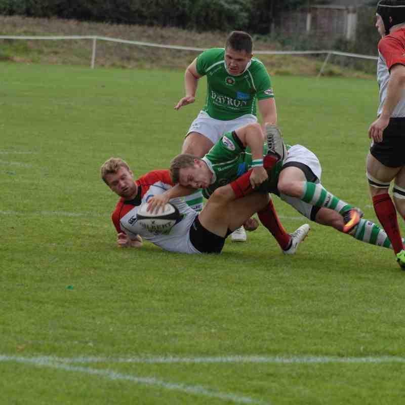 Sutton Coldfield vs Moseley Oak (14/10/17)