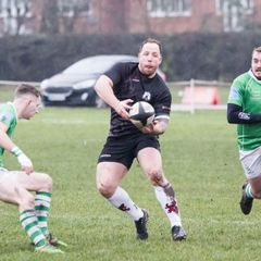 1st XV vs Rugby Lions (home) 03/02/18