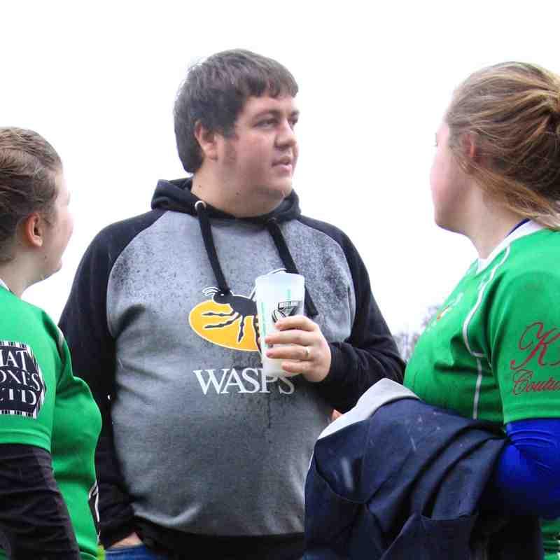 Ladies vs Cannock (h) 15/04/18 League