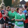 Ladies vs Coventry Welsh (h) 19/11/17 RFU Junior Cup 1st And