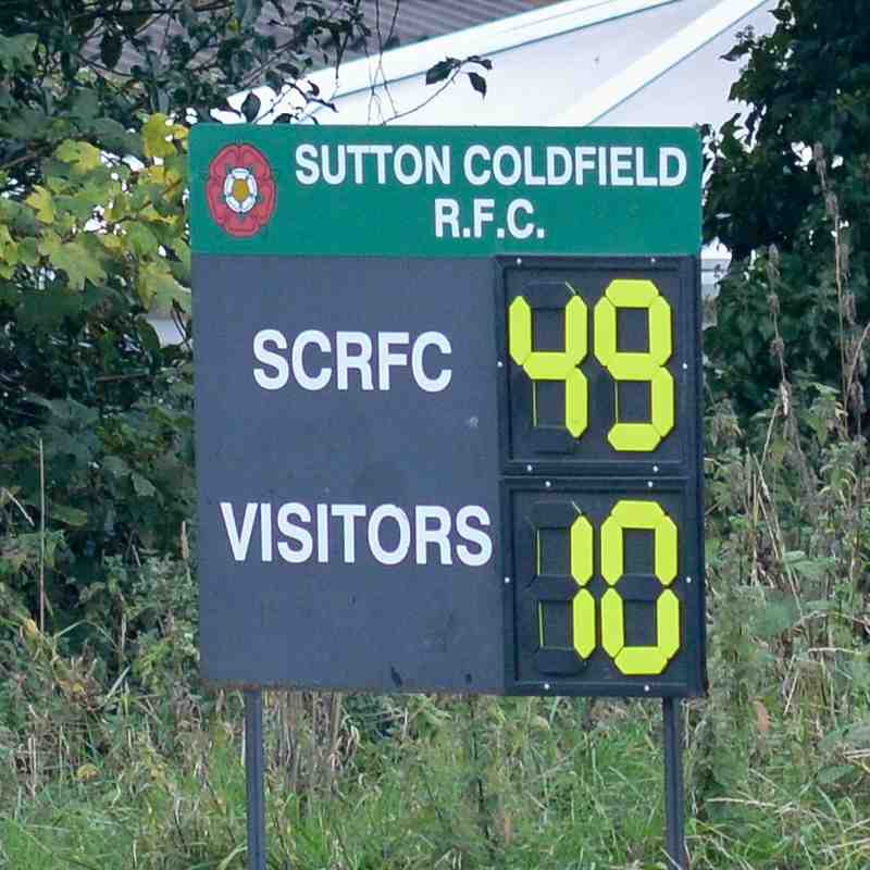 Sutton Ladies vs Olney Ladies 16/09/18