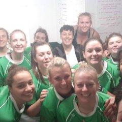 Sutton Ladies vs Olney Ladies 16/09/18