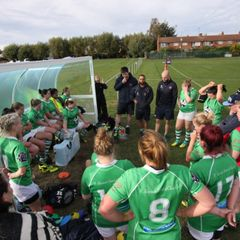 Ladies vs Old Northamptonians (away) 07/10/18 (Mick Gregory)