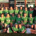 Sutton Coldfield Women beat Peterborough Ladies 91 - 0