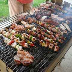 Opening League Game and BBQ