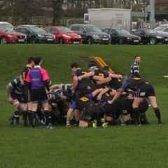 Yarnbury 1st XV v West Park 1st XV