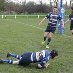 Yarnbury 1st v Bradford Salem 1st XV