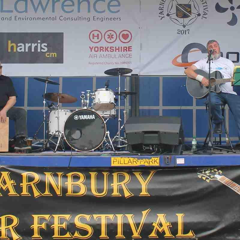 YARNBURY BEER FESTIVAL FRIDAY 21/7/17 ALBUM 1