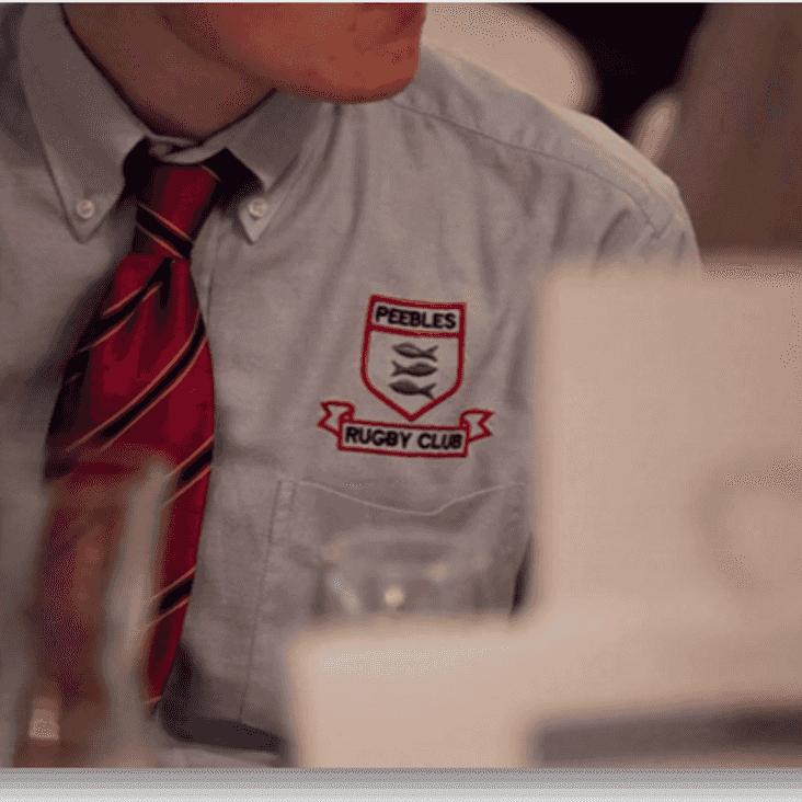 Peebles RFC Sponsorship Packages 2018/2019