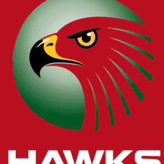 Re-branding for The Hawks