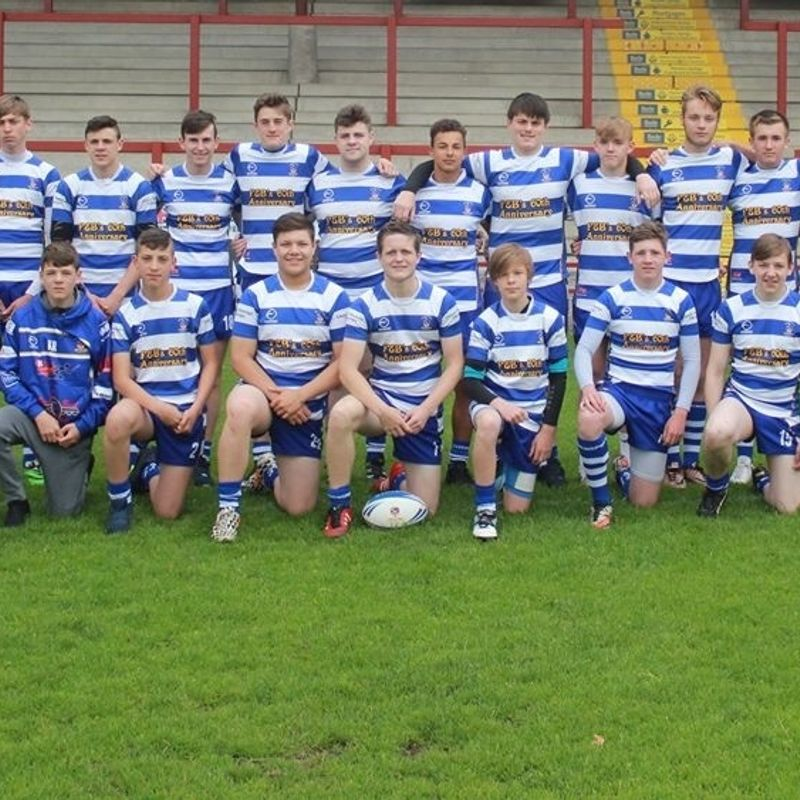 Under 17's lose to Myton 26 - 18