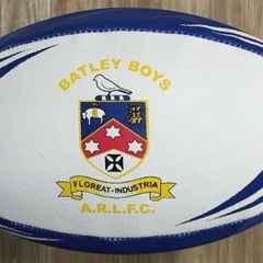 Batley Boys Steeden Rugby Balls