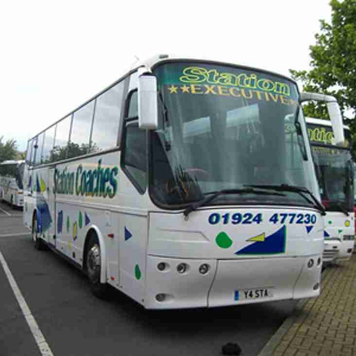 Batley Boys V Salford City Roosters - Coach Travel