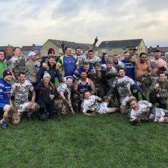 Batley Boys V Royal Air Force Challenge Cup RD 2 10.2.18