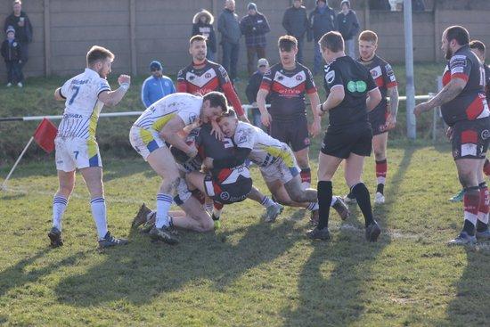 Batley Boys V Normanton Knights Challenge Cup RD3
