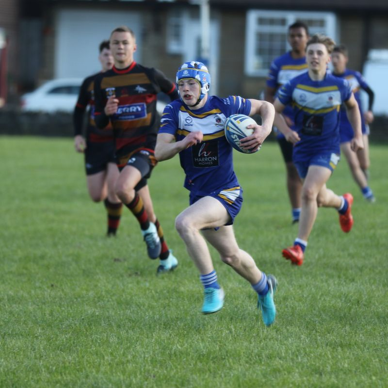 Batley Boys V Shaw Cross Sharks U15s 16.05.18