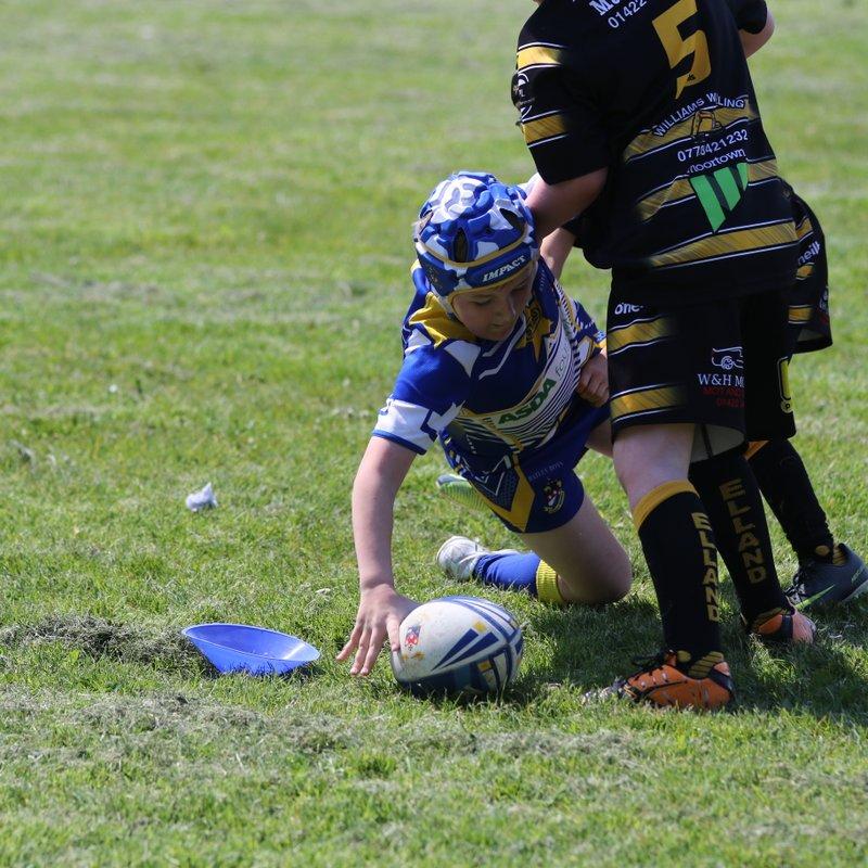 Batley Boys V Elland U8s 20.05.18