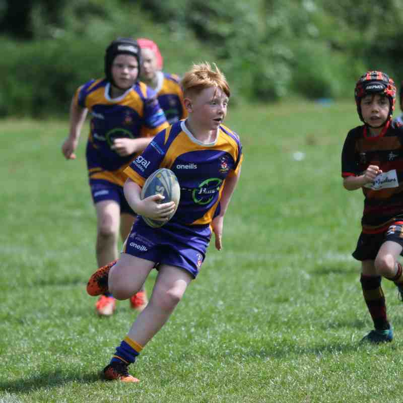 Batley Boys V Shaw Cross Sharks U9s 20.05.18