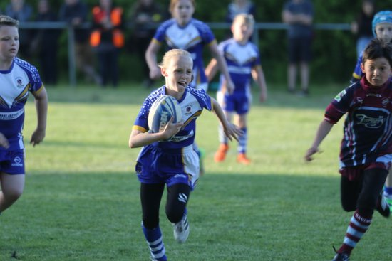 Batley Boys V Guiseley U10s 23.05.18