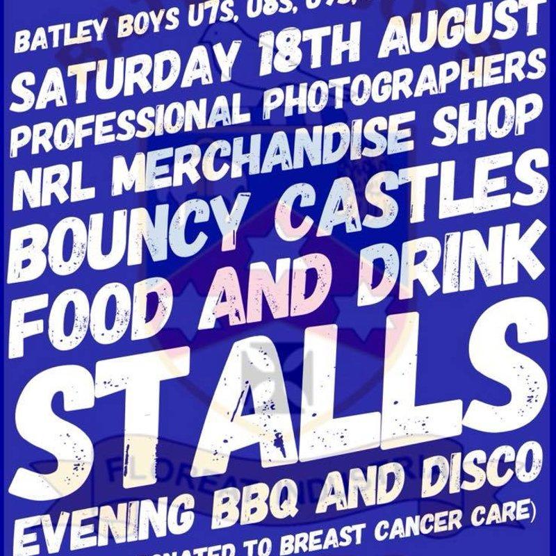 Batley Boys Festival