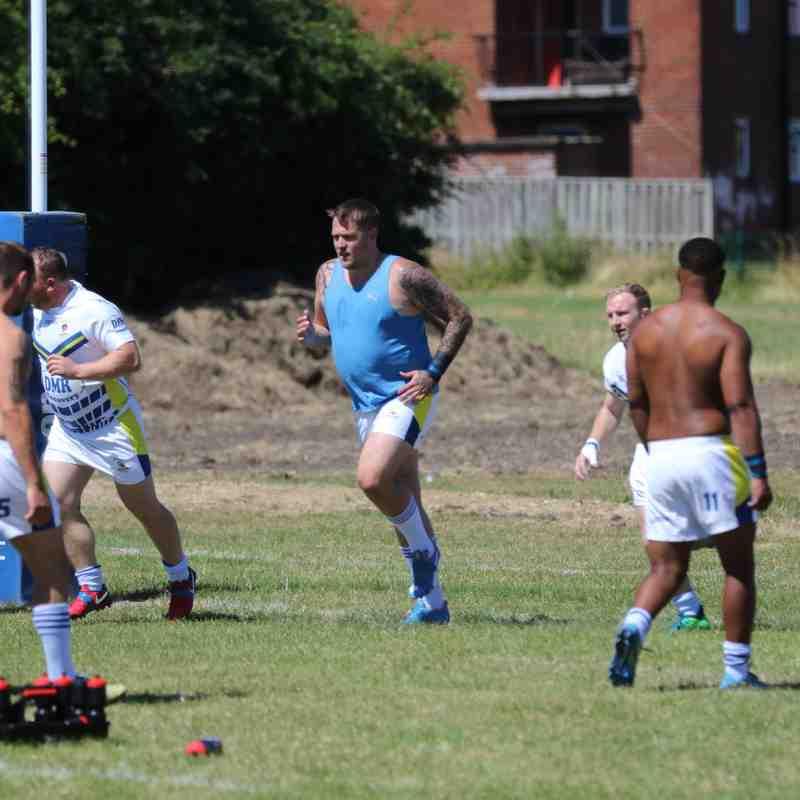 Batley Boys V Bramley Buffaloes 30.06.18