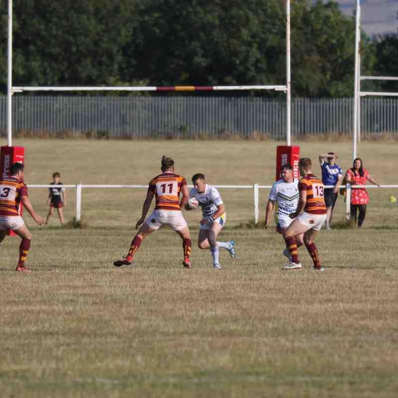 1st Half Batley Boys V Dewsbury Moor OA 04.07.18
