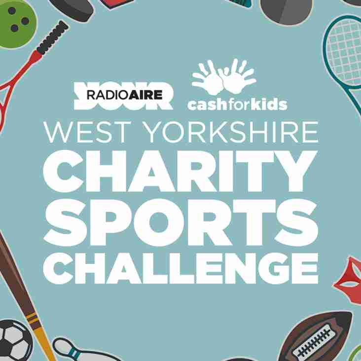 Radio Aire's Cash for Kids Sports Challenge
