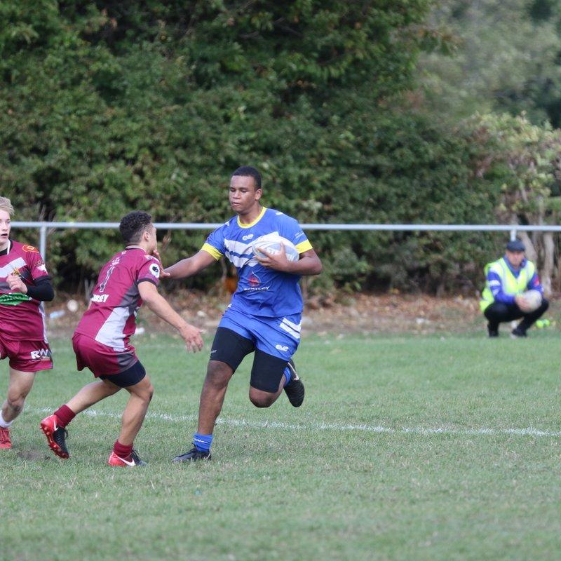 Batley Boys V Wibsey U15s 16.09.18