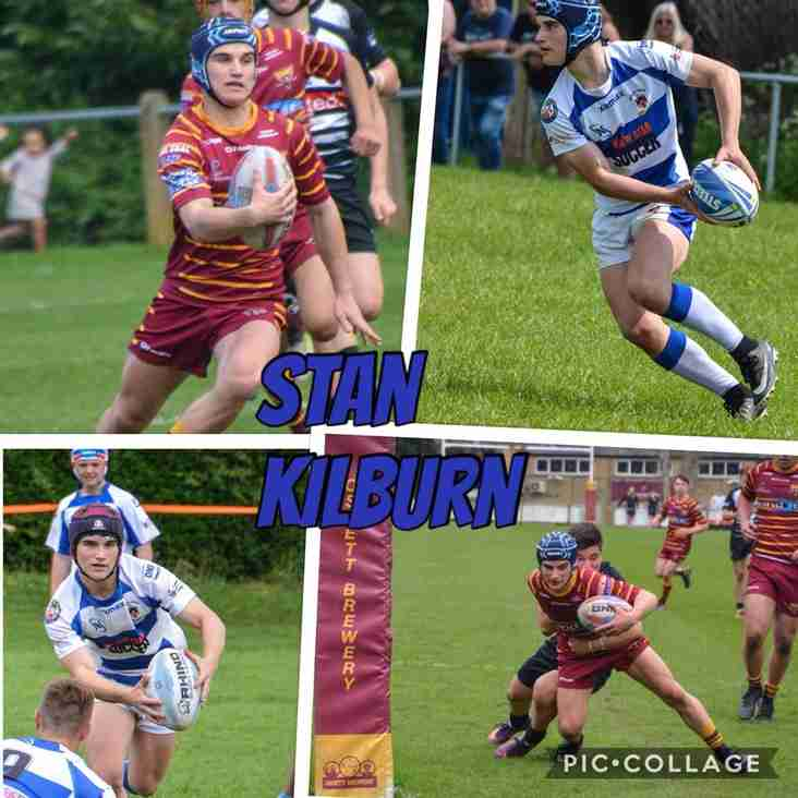 Player Spotlight - Stan Kilburn